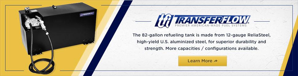 Transfer Flow Refueling Tanks