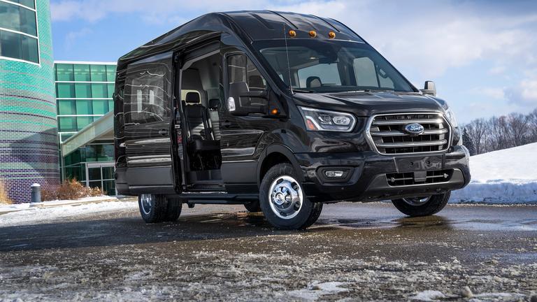 Ford Transite Cargo Van
