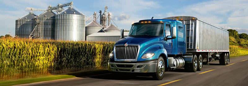 International Truck LT Series - Farm Truck