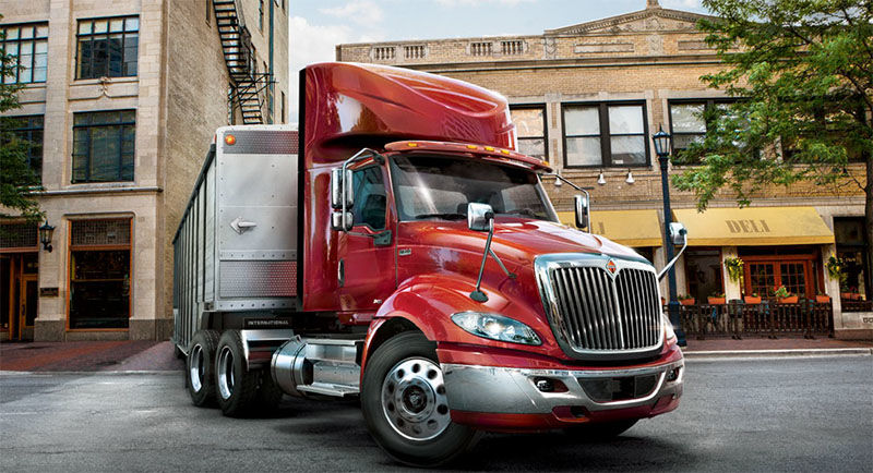 International Truck RH Series - Delivery Truck