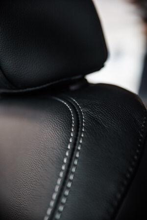 Seat in a truck